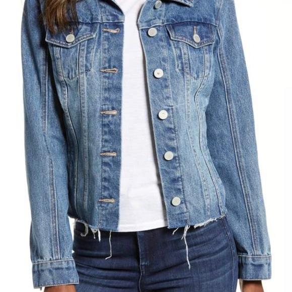 Blank NYC Jackets & Blazers - BLANC NY JEAN JACKET